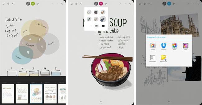 Bamboo Paper para Android