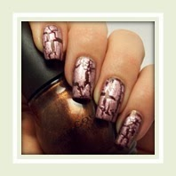 crackle, SINFUL COLORS, MERCURY RISING, CHINA GLAZE, HAUTE METAL,