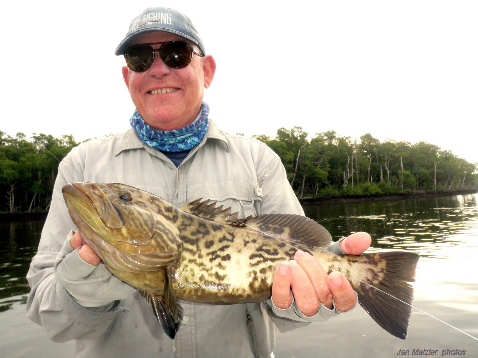 Flatsfishingonline capt bob lemay little shark river for Capt bob fishing