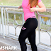 Training outfit: Gymshark leggings