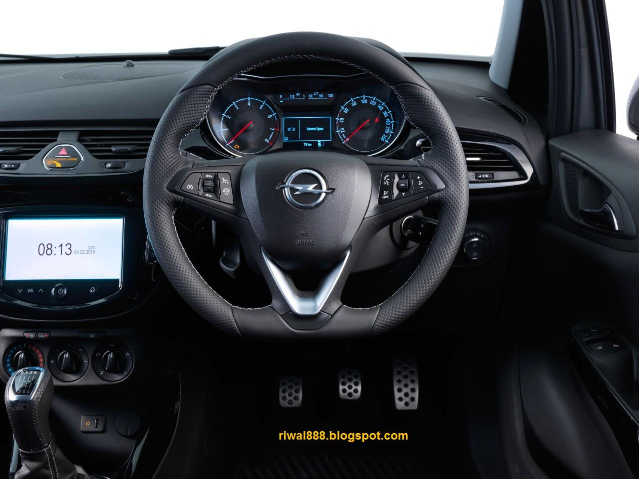 Riwal888 blog new five door corsa sport joins opel s for Opel corsa b interieur