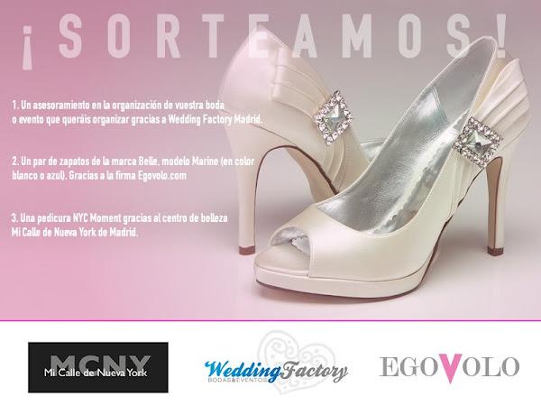 Sorteo múltiple Wedding Factory Madrid