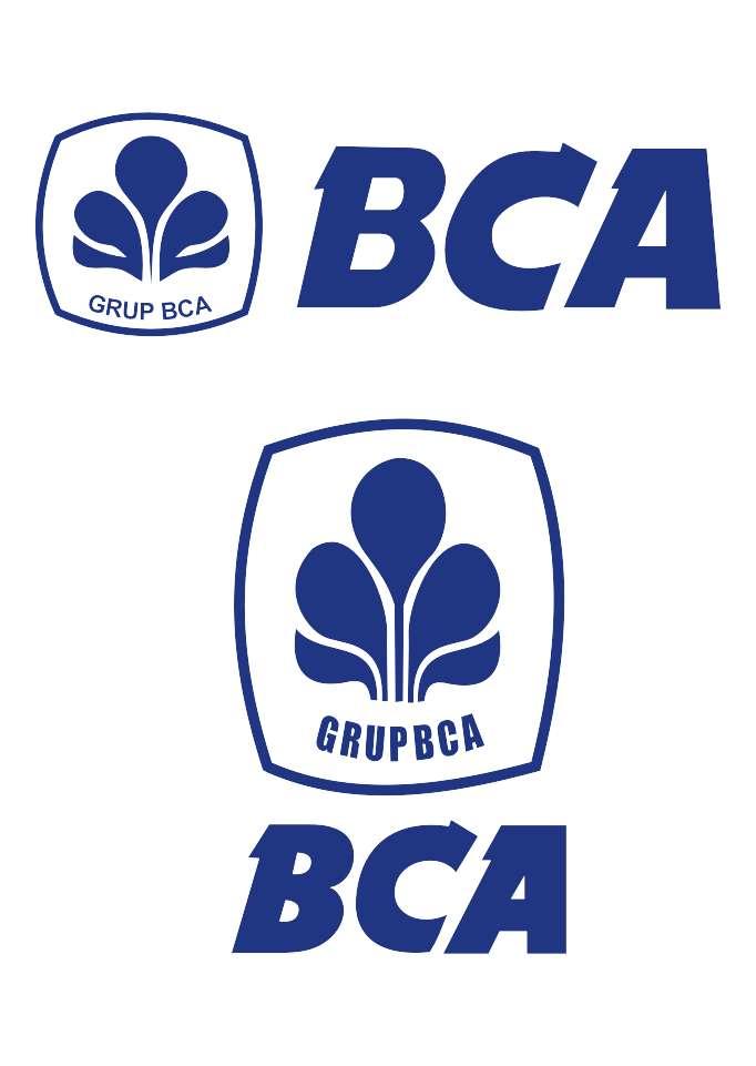 Download Logo Bank BCA  Vector