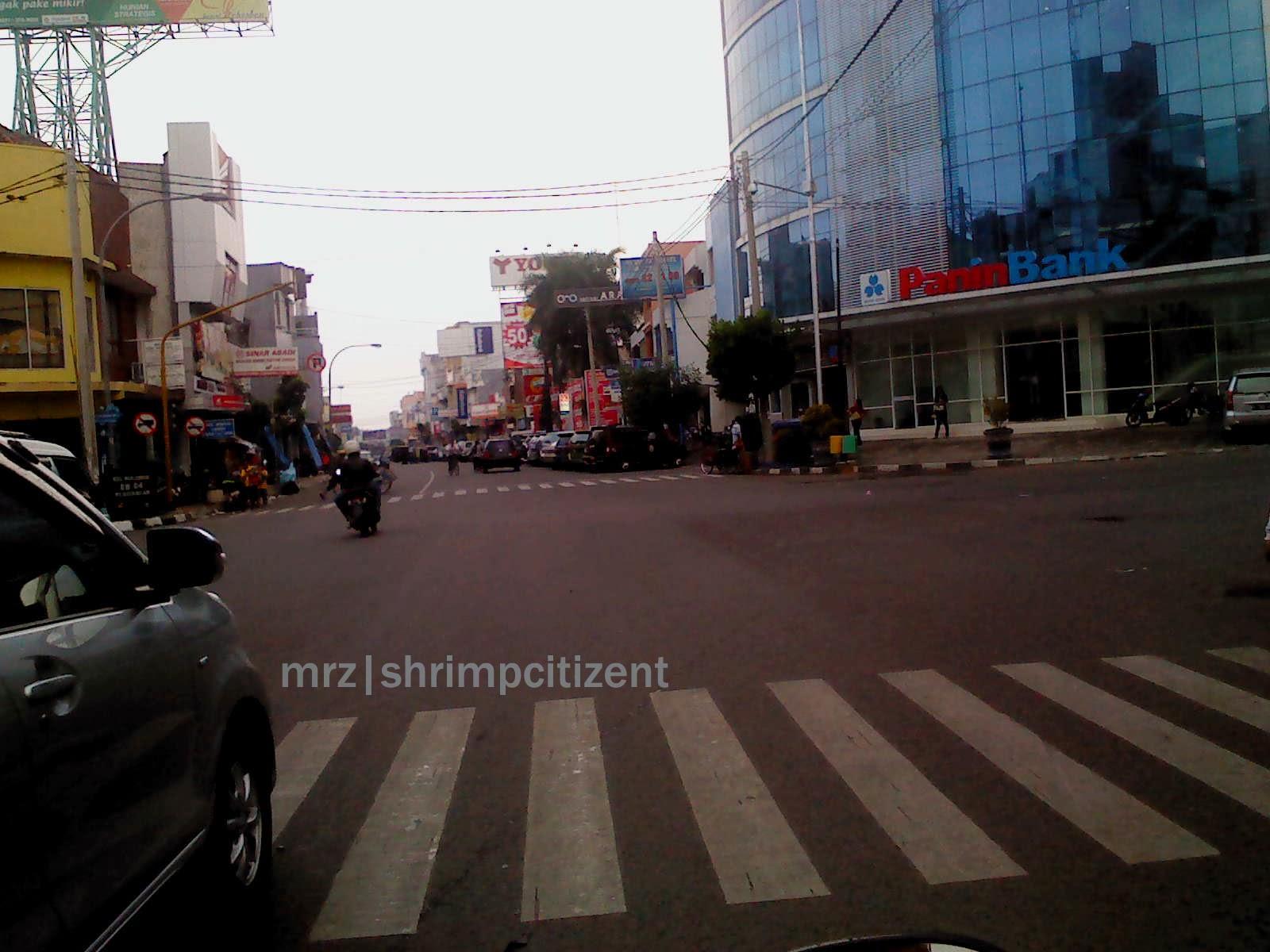 Perempatan Karanggetas Cirebon
