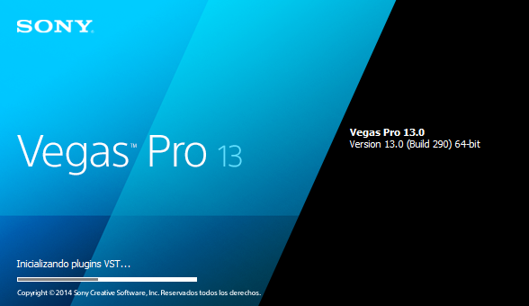 Descargar Sony Vegas Pro 13 serial + keygen gratis mega en español