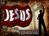 Jesus Sou um vencedor