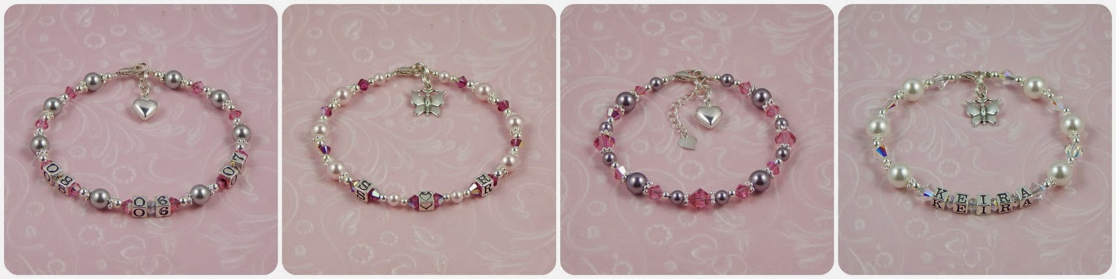 Special Occasions jewellery range