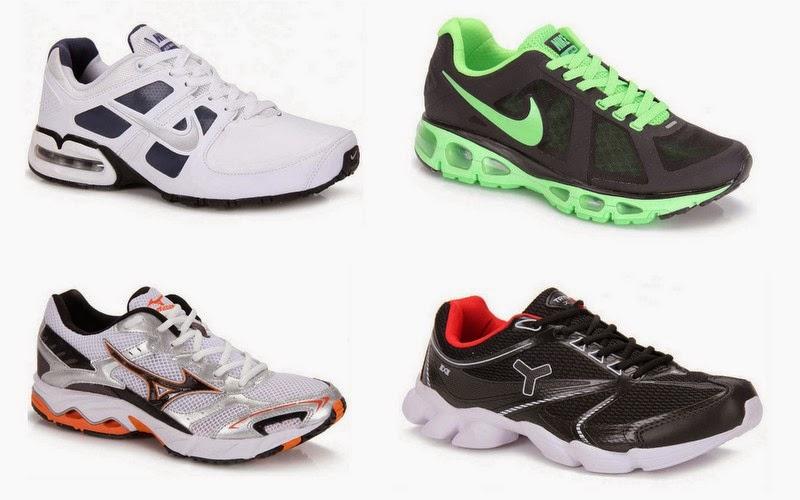 os tênis mais vendidos