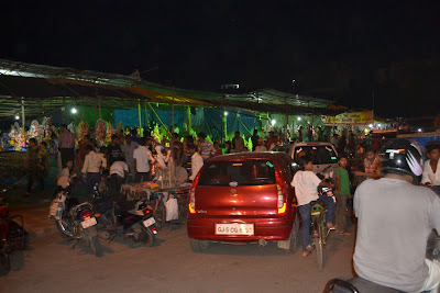 Surat City Festive Mood