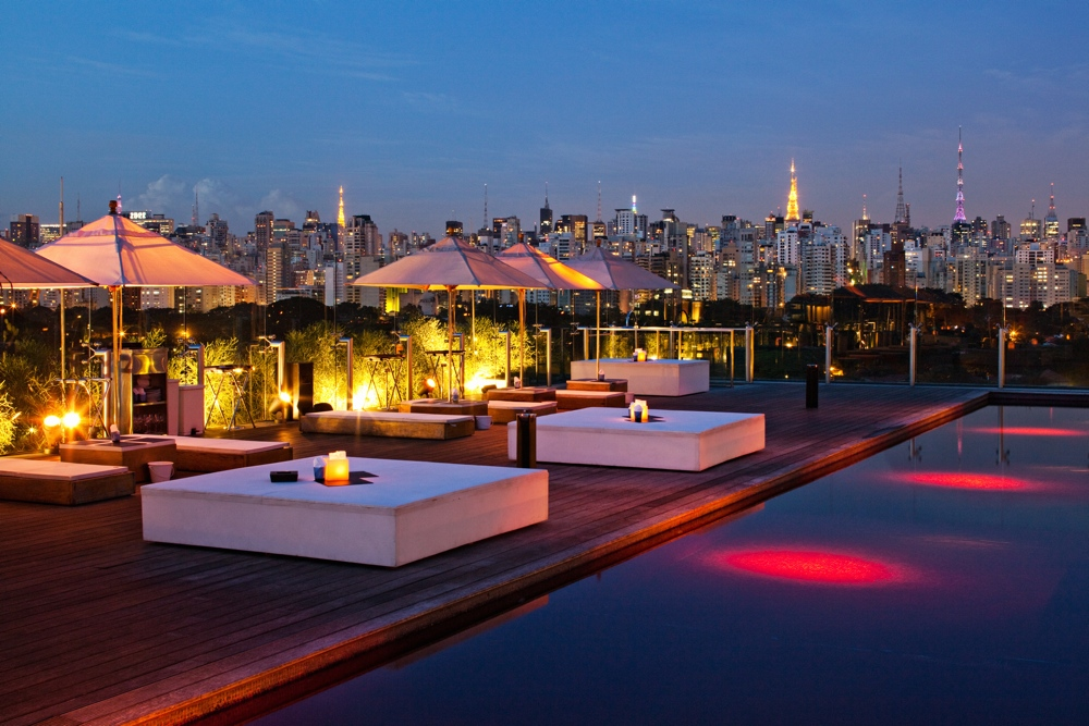 Luxury life design the breathtaking hotel views for Interesting hotels