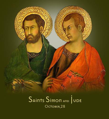 Santi Simone e Giuda dans immagini sacre st+simon+and+st+jude2