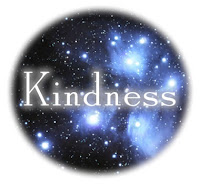 Kindness IN SPACE!