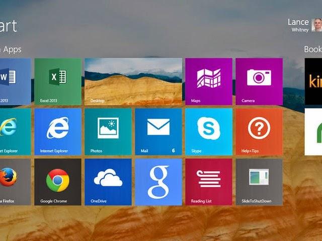 Người dùng gặp khó khăn với bản cập nhật tháng Sáu cho Windows 8.1