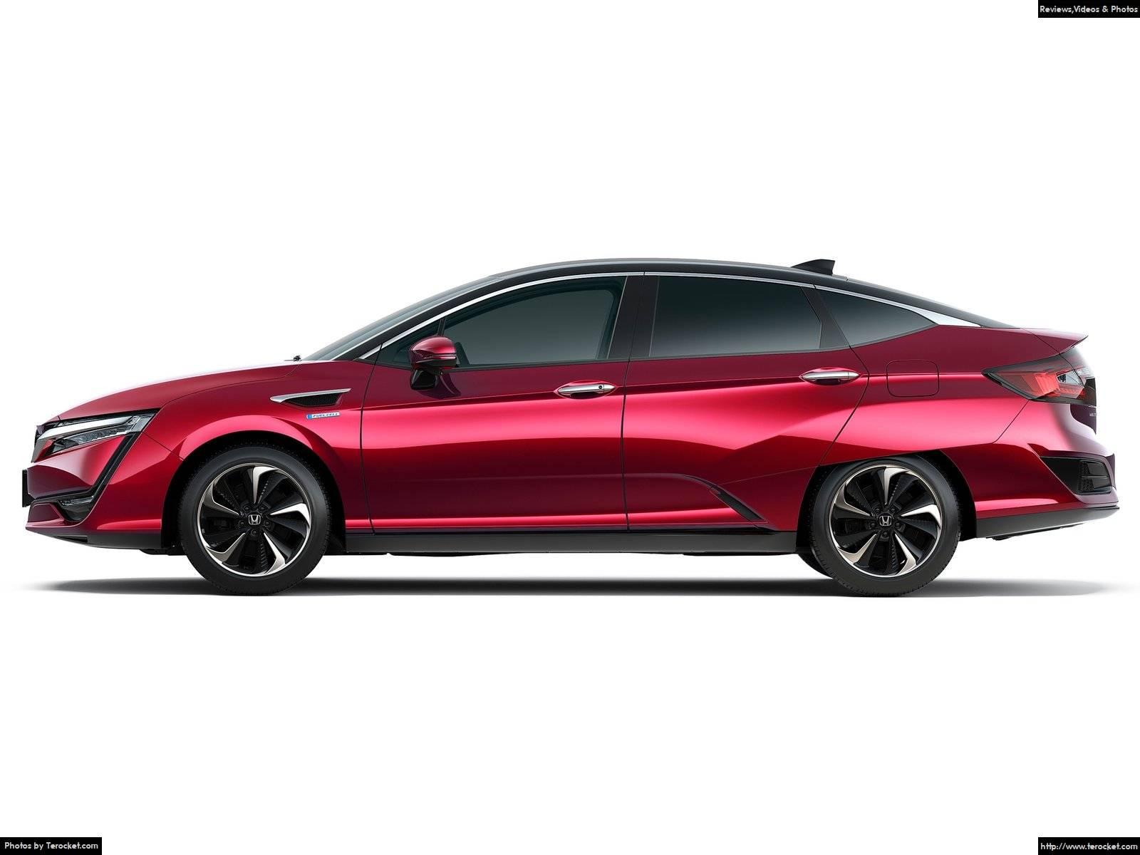 Hình ảnh xe ô tô Honda Clarity Fuel Cell 2016 & nội ngoại thất