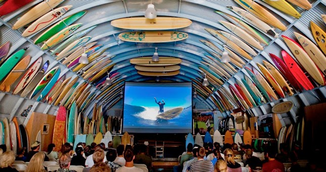 San Diego Surf Film Festival in Southern California