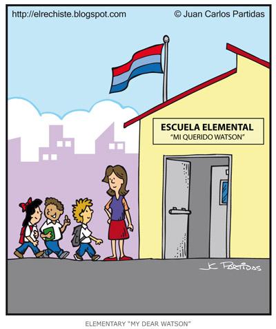 escuela elemental