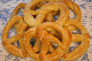 German Soft Pretzels  (Laugenbrezeln)