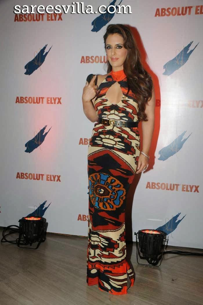 Priya Kataria At Absolut Elyx party