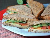 Sanduíche Integral Crocante (vegana)