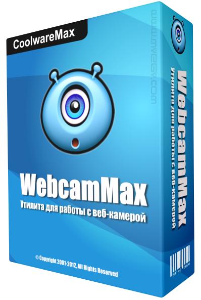البرنامج الرائع WebcamMax لاضافة اجمل التأثيرات على الويب كام