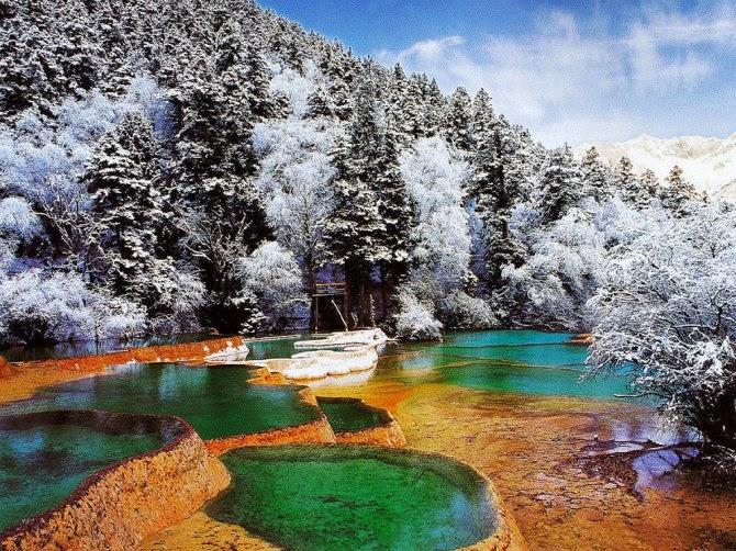 Danau Wuhua