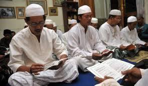 tahlil menurut nu dan muhamadiyah