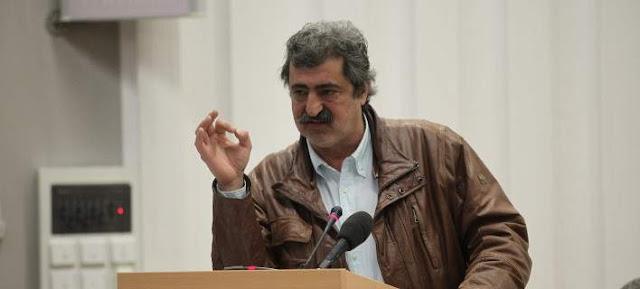 Ο Πολάκης αντί να Απολογηθεί για το βακτήριο Χολέρας που Βρέθηκε Στο Μαιευτήριο  Έλενα  Εξαπέλυσε Επίθεση Στο Πρόεδρο της ΠΟΕΔΗΝ!!!!