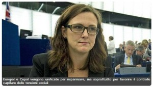 Bruxelles rafforza i poteri della polizia europea