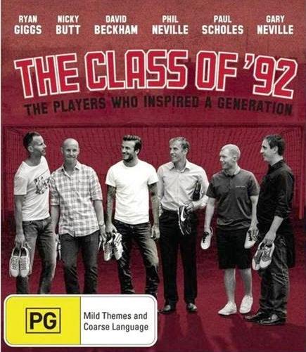 The Class of 92 รวมดาวปี 92 สุดยอดขุนพลทีมนักเตะ HD [เสียงไทย]