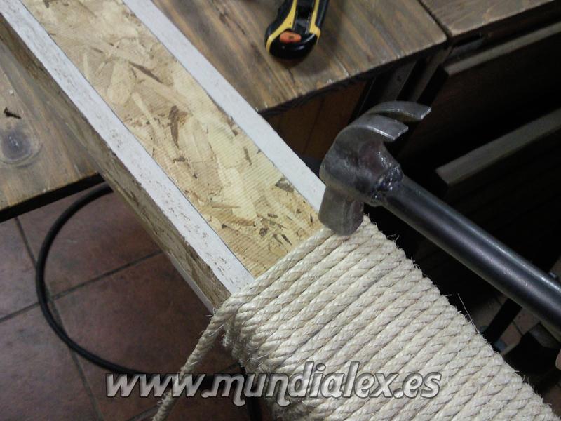 Mundialex bricolaje y decoraci n palo rascador trepador - Trepadores para gatos ...
