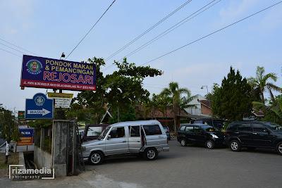Rumah Makan Rejosari Magelang