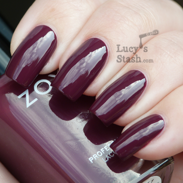 Lucy's Stash - Zoya Designer Collection for Fall 2012 - Toni
