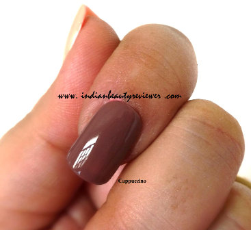 IndianBeautyReviewer: Oriflame The ONE Long Wear Nail Polish ...