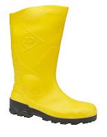 Dunlop Boots Yellow6