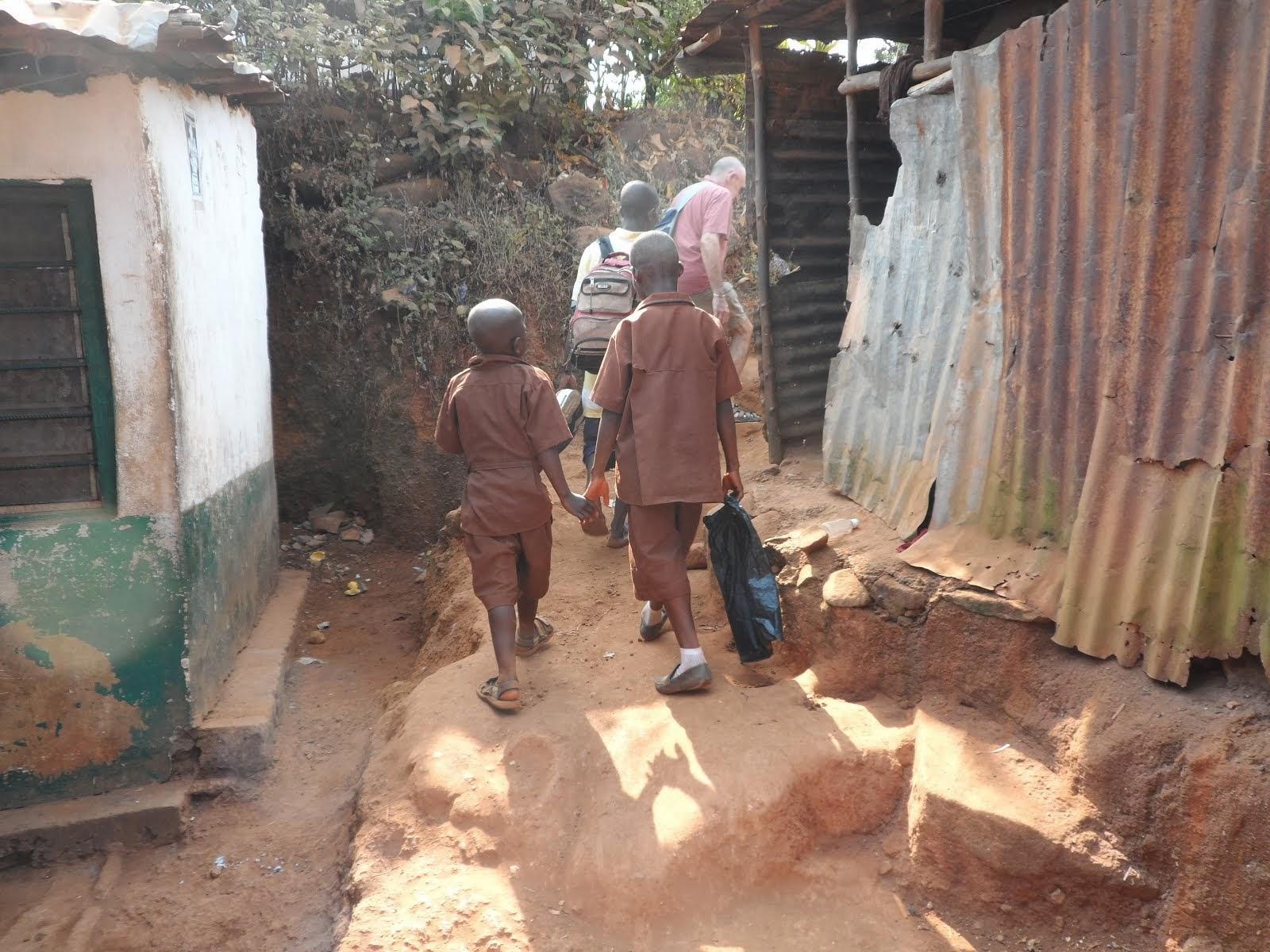 George Brook, Sierra Leone