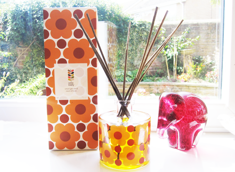 Orla Kiely Reed Diffuser in Orange Rind review