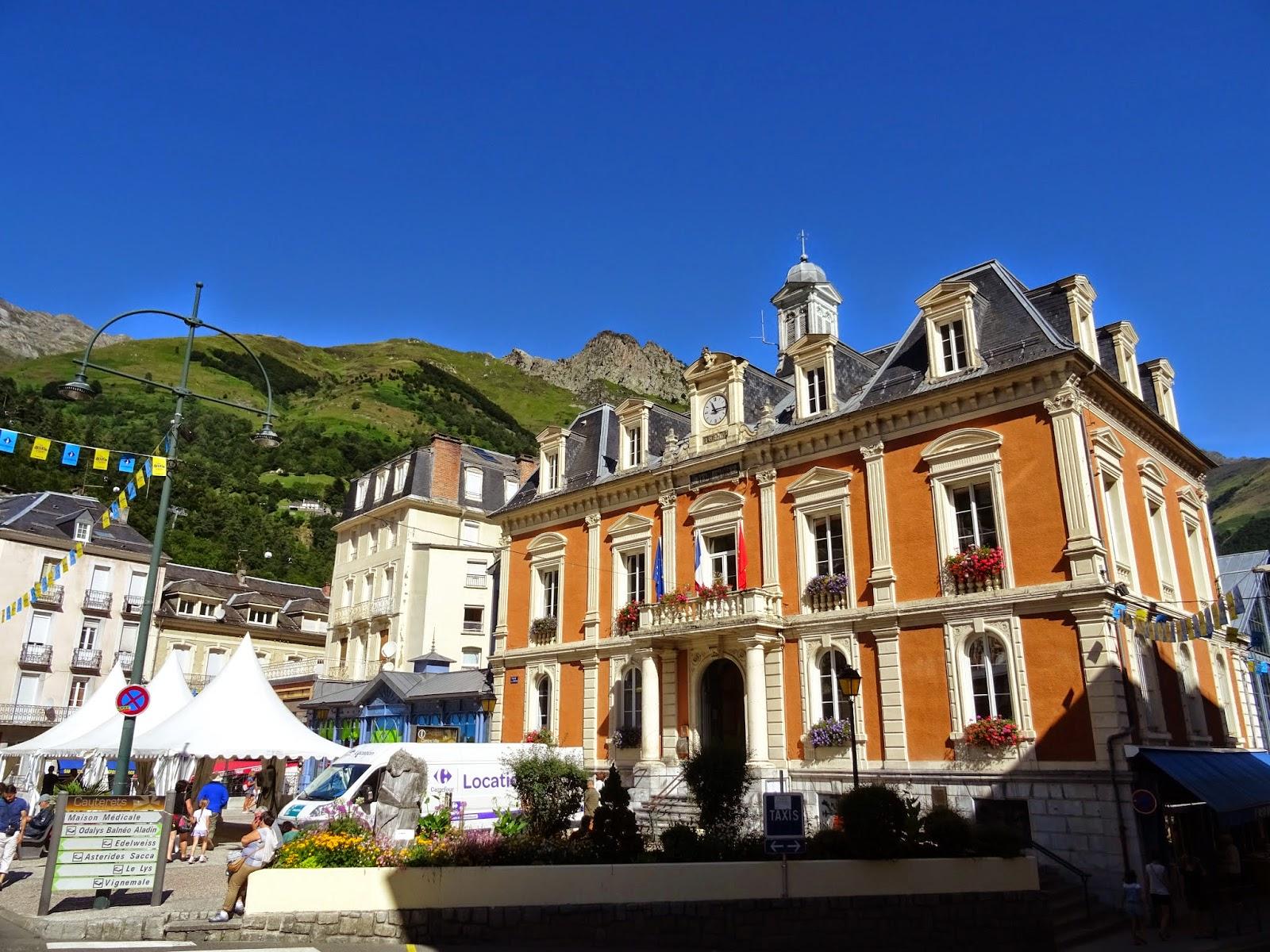 Hotel de ville de Cauterets