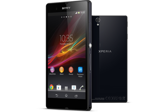 Sony Xperia Z: The lockscreen affected by a security flaw