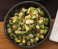 Poblano-Cucumber Salsa