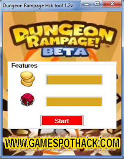 DUNGEON RAMPAGE CHEAT COINS AND GEM GENERATOR HACK TOOL