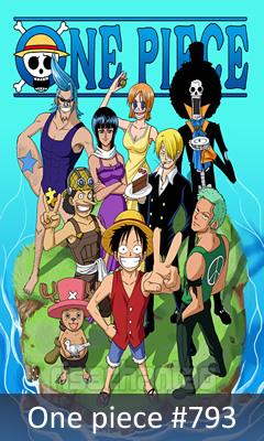 Leer One Piece Manga 793 Online Gratis HQ