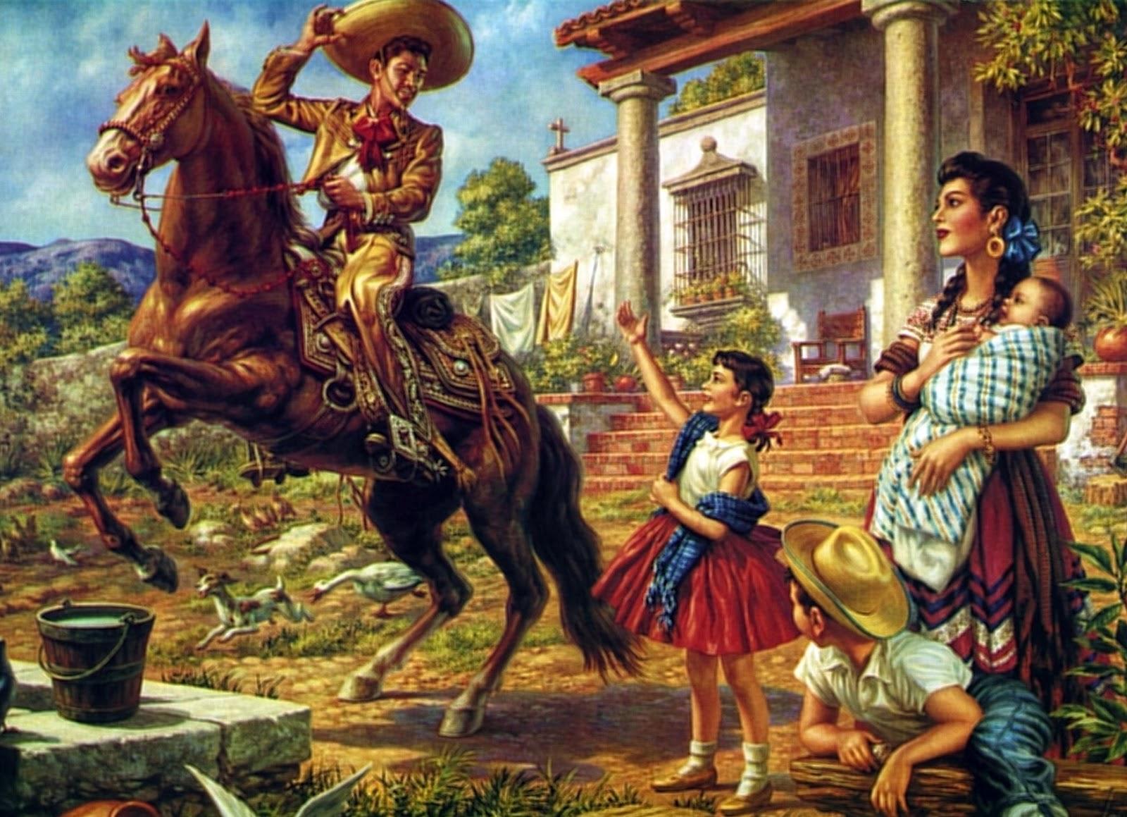 cuadros de jesús helguera pintor mexicano paisajes mexicanos al óleo