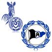 MSV Duisburg - Arminia Bielefeld