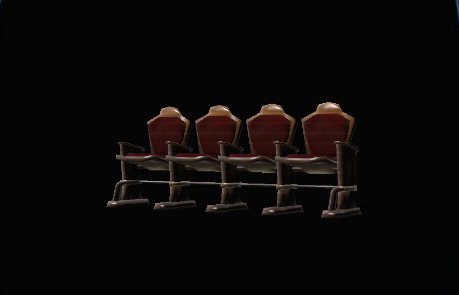 Theater Chair Row preview