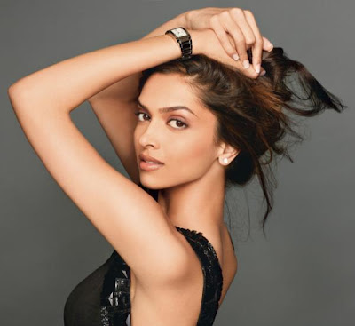 Deepika Padukone's Hot Photoshoot for Tissot watches