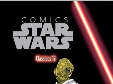 Lançamentos de março Coleção Comics Star Wars (Planeta DeAgostini)