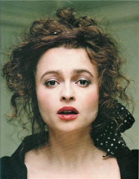 """Tweedland"""" The Gentlemen's club: Helena Bonham Carter. Helena Bonham Carter"""