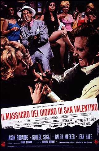 Il massacro del giorno di san valentino la mafia siciliana - Colore del giorno di san valentino ...