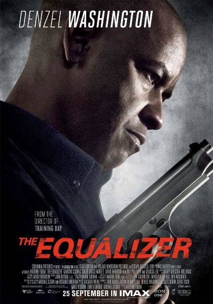 """The Equalizer (2014) movie review by Glen Tripollo"