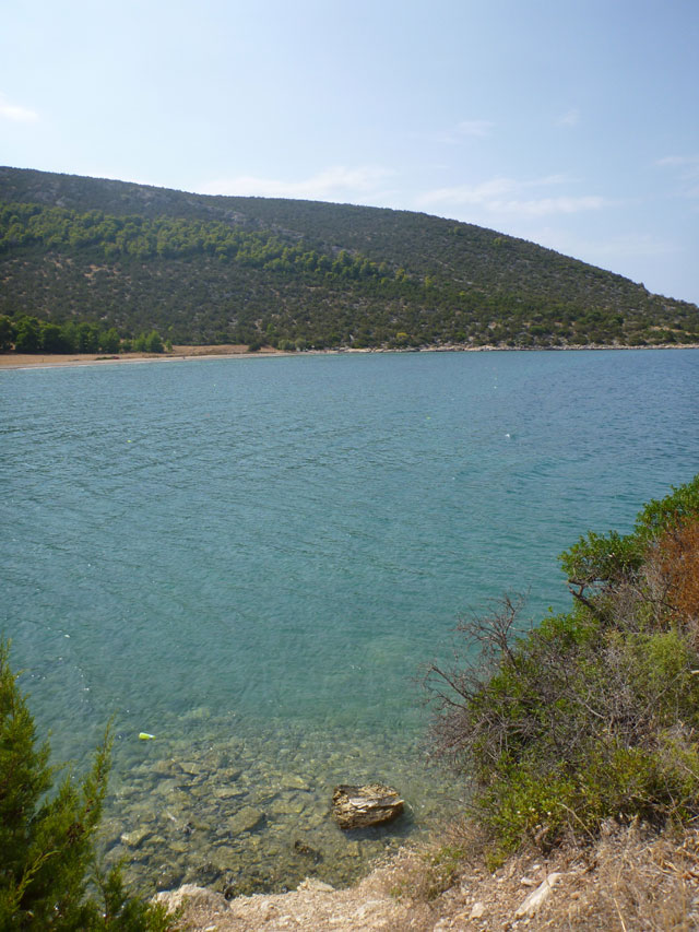 Sunken 5 000 year old settlement found in greece the archaeology